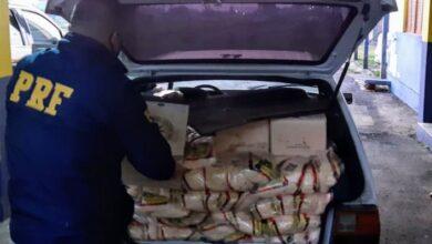 Photo of PRF apreende queijos e vinhos avaliados em 250 mil reais em Rosário do Sul